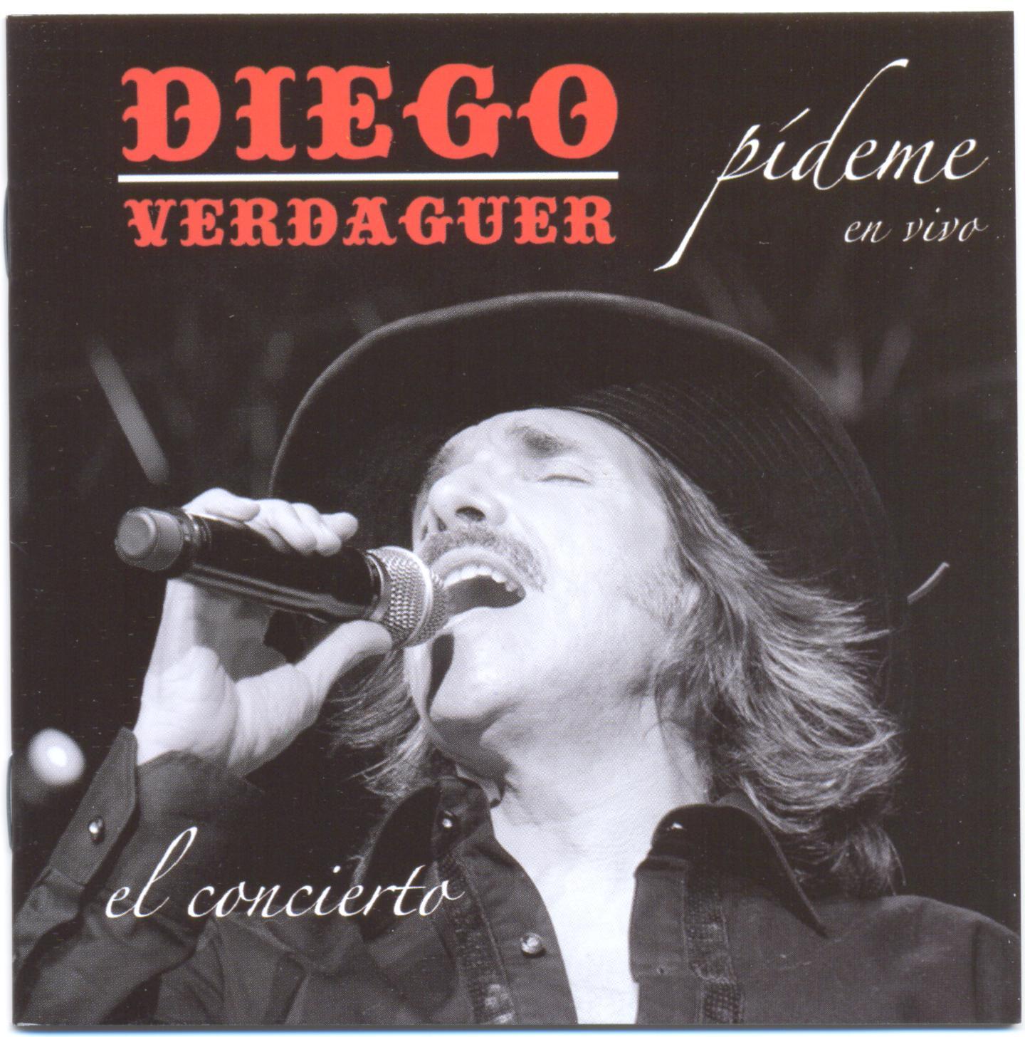 Intérprete: DIEGO VERDAGUER